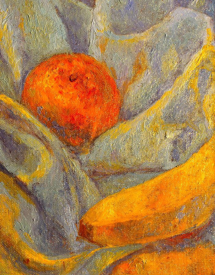 Fruit Painting - Simple Life by Kendall Kessler