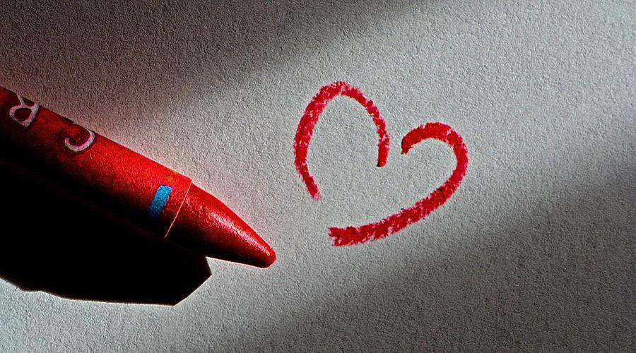 Love Photograph - Simple Love by Bill Owen