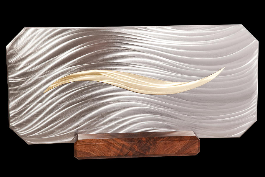 Abstract Sculpture - Simplicity by Rick Roth
