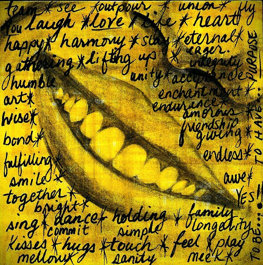 Beautiful Photograph - Simply Smile and your golden virtues will be written all over you by Artist RiA