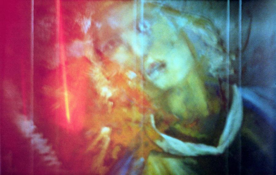 Surrealism Photograph - Simulacrum -4.4 by Alex Zhul