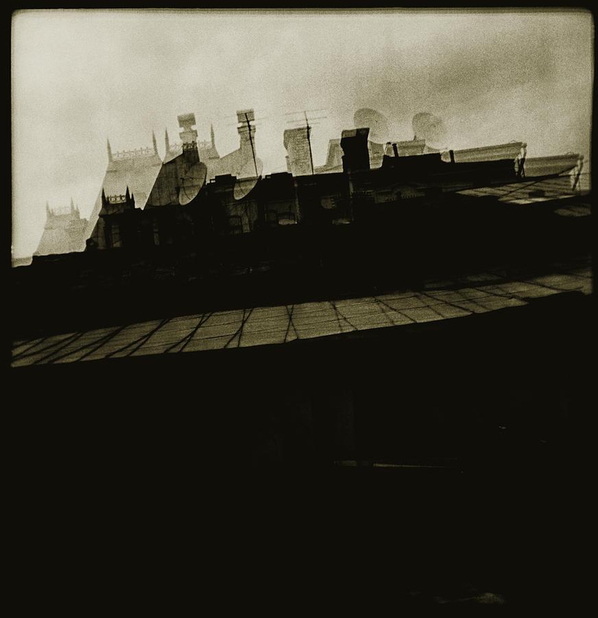 Surrealism Photograph - Simulacrum -8.1 by Alex Zhul