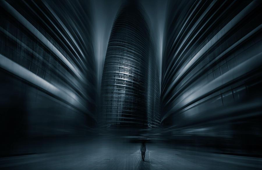 Cityscape Photograph - Single by Baidongyun