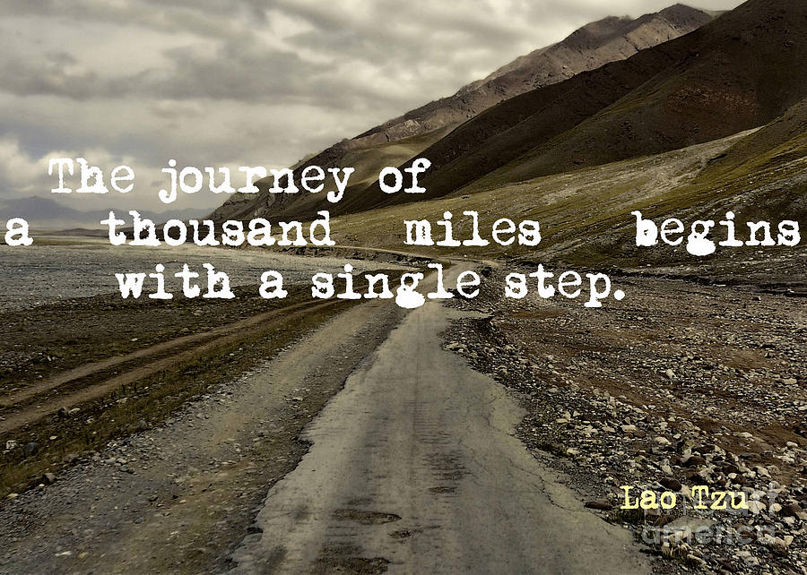 Single Step by Karla Weber