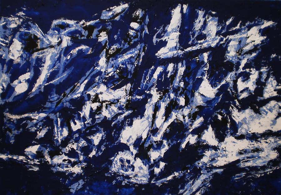 Lanscape Painting - Sinjajevina by Vladimir Vlahovic