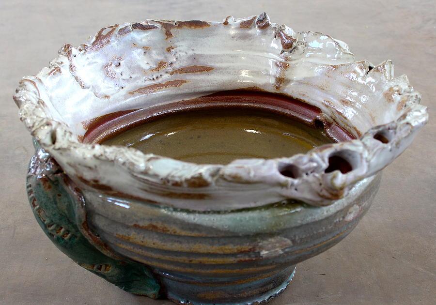 Richard Sean Manning Studios Ceramic Art - Sink Series 0028 by Richard Sean Manning