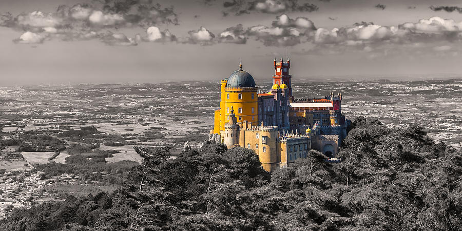 Sintra Photograph - Sintra 02 by Tom Uhlenberg