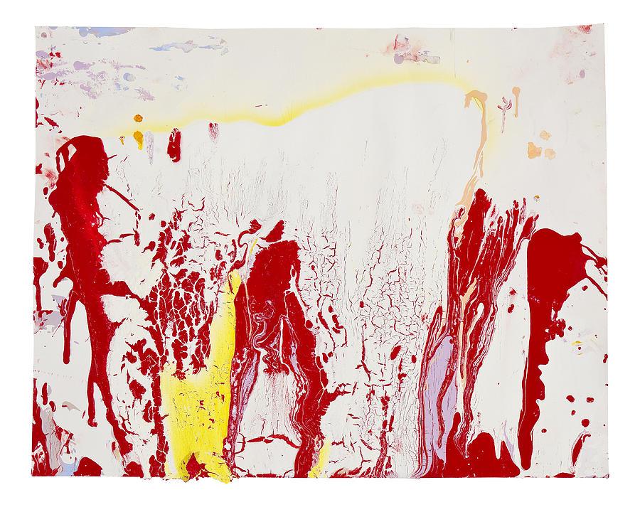 New York Painting - Siphoned Rainbos by Michael Filan