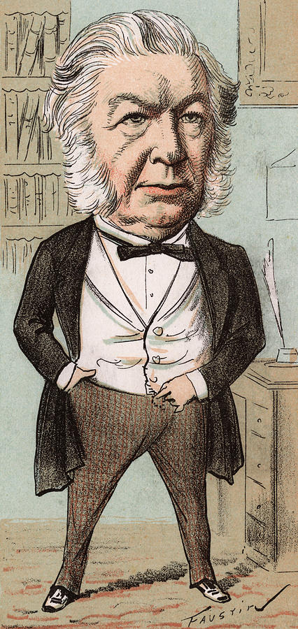 Sir Drawing - Sir John Elphinstone  Statesman by Mary Evans Picture Library