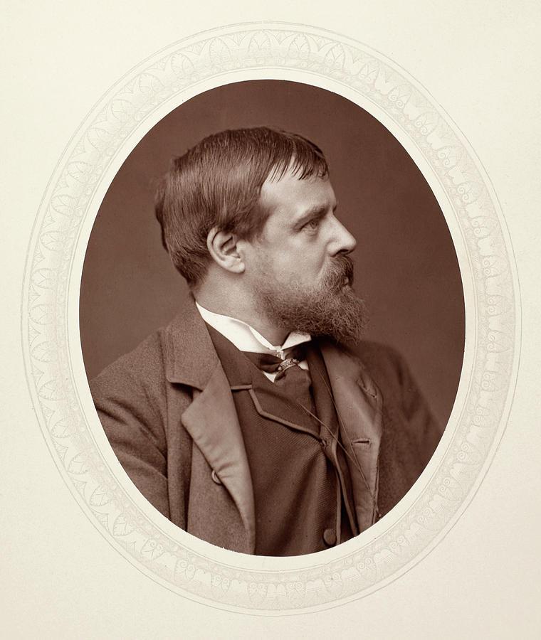 1880 Photograph - Sir Lawrence Alma-tadema (1836-1912) by Granger