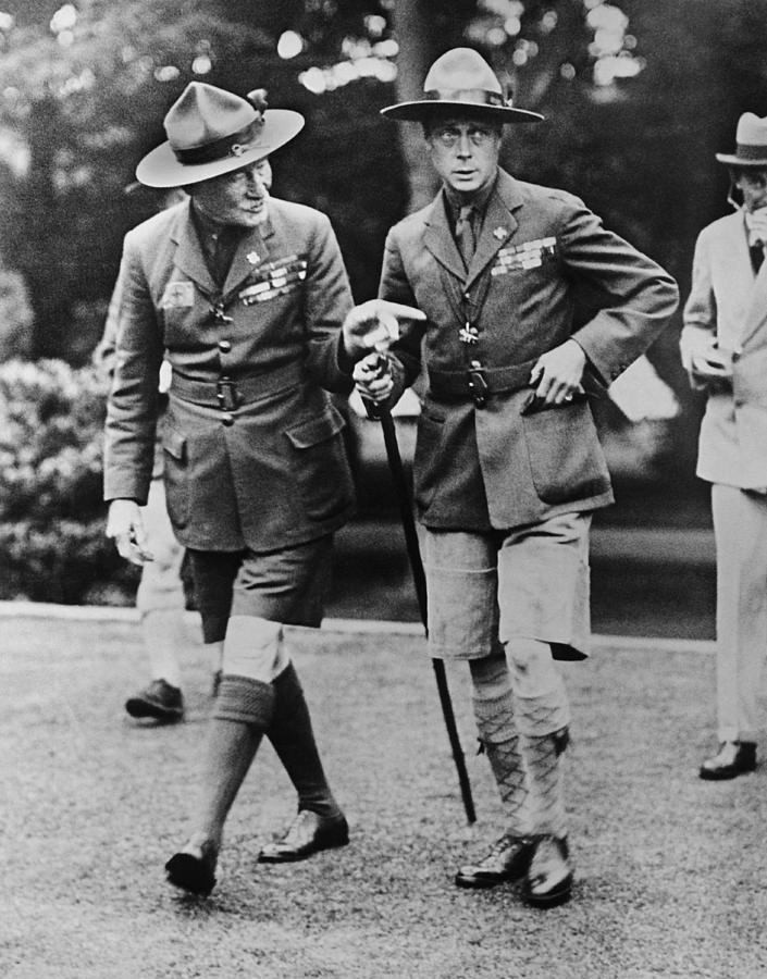 Sir Robert Baden Powell