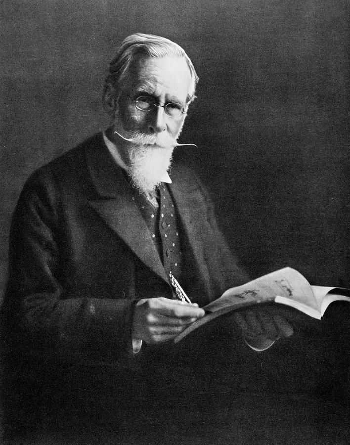 Beard Photograph - Sir William Crookes (1832-1919) by Granger