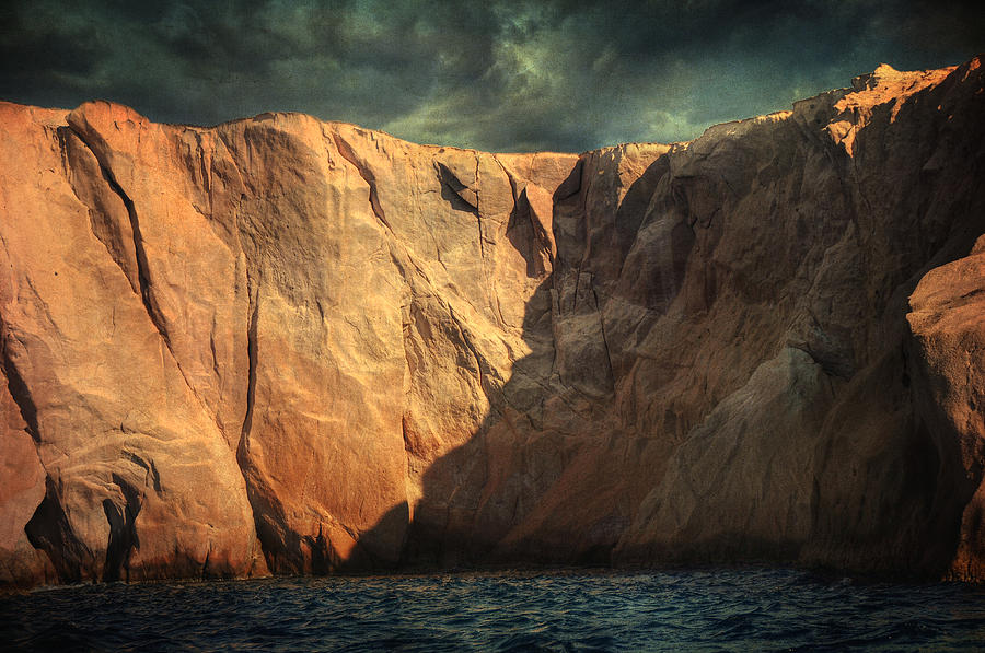 Rocks Photograph - Siren Rocks by Taylan Apukovska