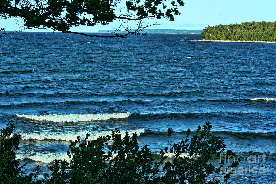 Sister Bay Photograph - Sister Bay Wi by Tommy Anderson