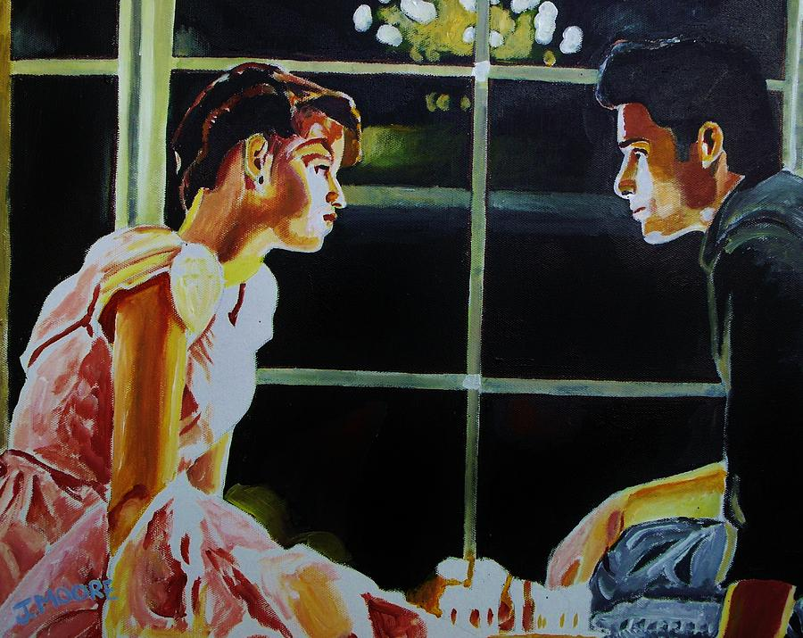16 Painting - Sixteen Candles by Jeremy Moore