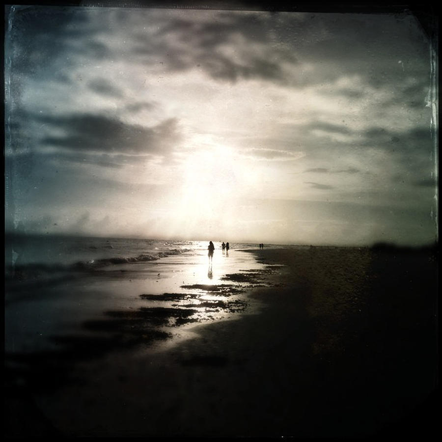 Siesta Key Photograph - Sk Nocturne by Alison Maddex