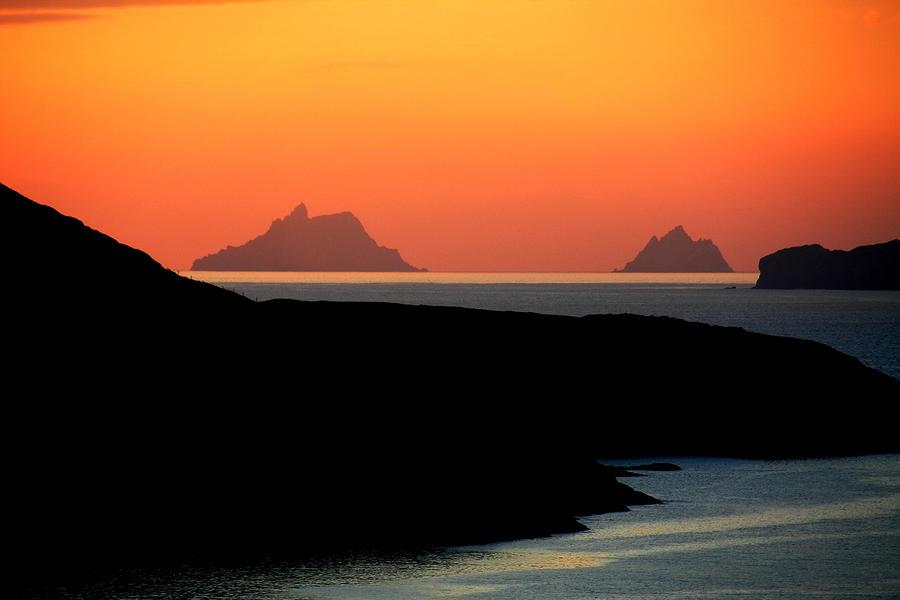 Skellig Islands  by Aidan Moran