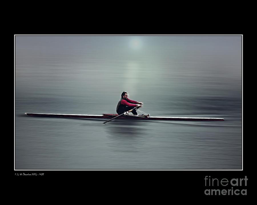 Boat Photograph - Skiff by Pedro L Gili