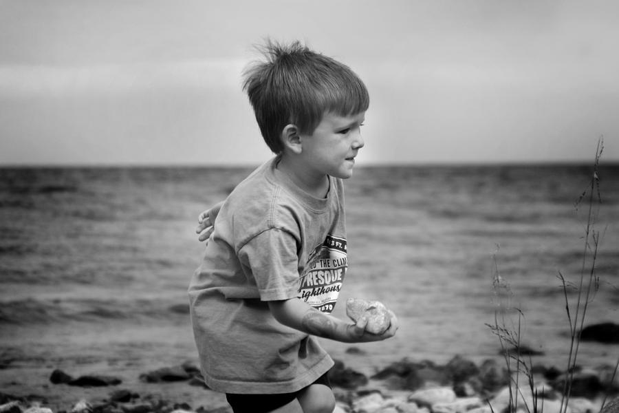 Skippin Rocks Photograph