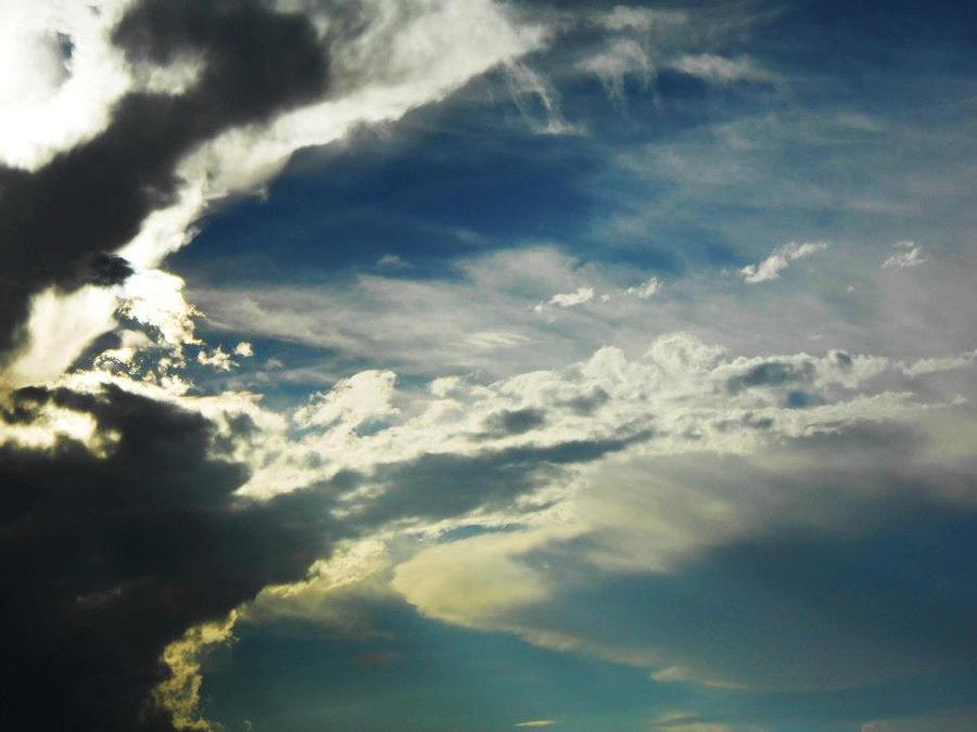 Sky Awaken Painting