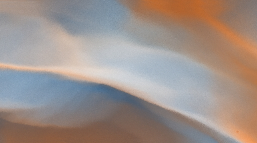 Sky Break 2 by Wally Boggus