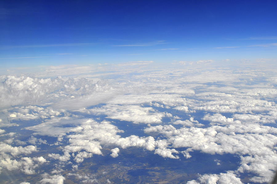 Sky Photograph - sky by Brynn Ditsche