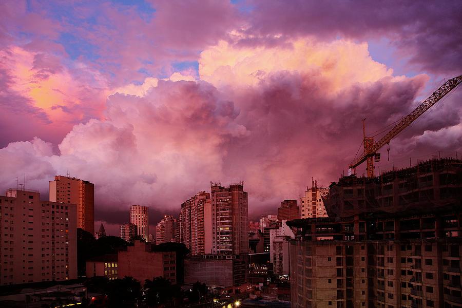 Sky Photograph - Sky II by Felipe Djanikian