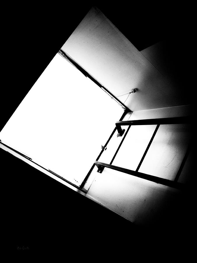 Abstract Photograph - Sky Light by Bob Orsillo