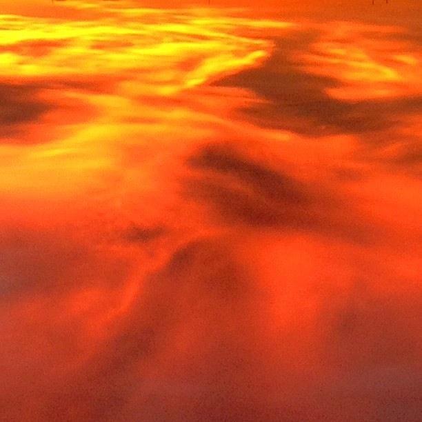 Sky Photograph - Sky On Fire by Jake Harral