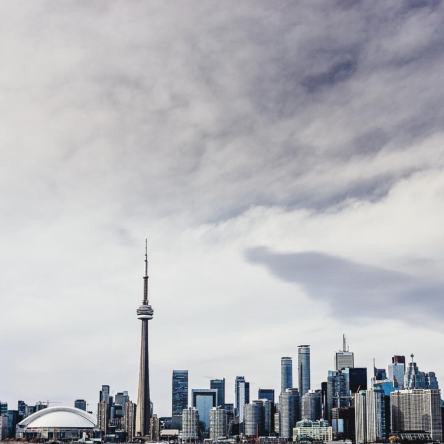 Sky Over City Photograph by Sven Hartmann / Eyeem