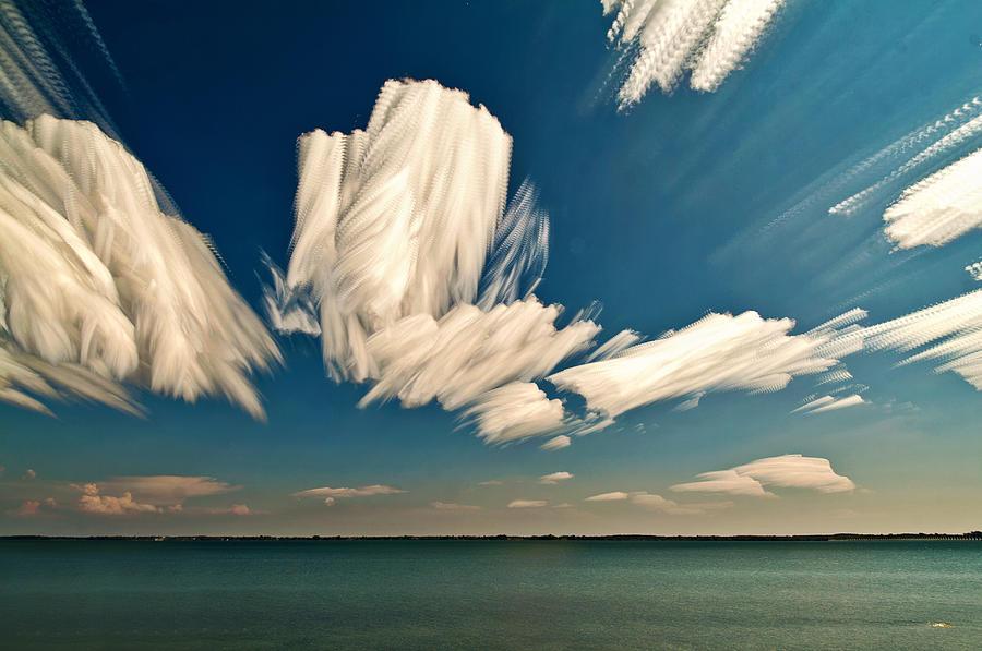 Landscape Photograph - Sky Sculptures by Matt Molloy