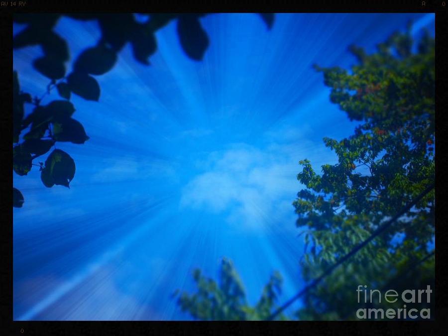 Sky Pyrography by Sky Skier