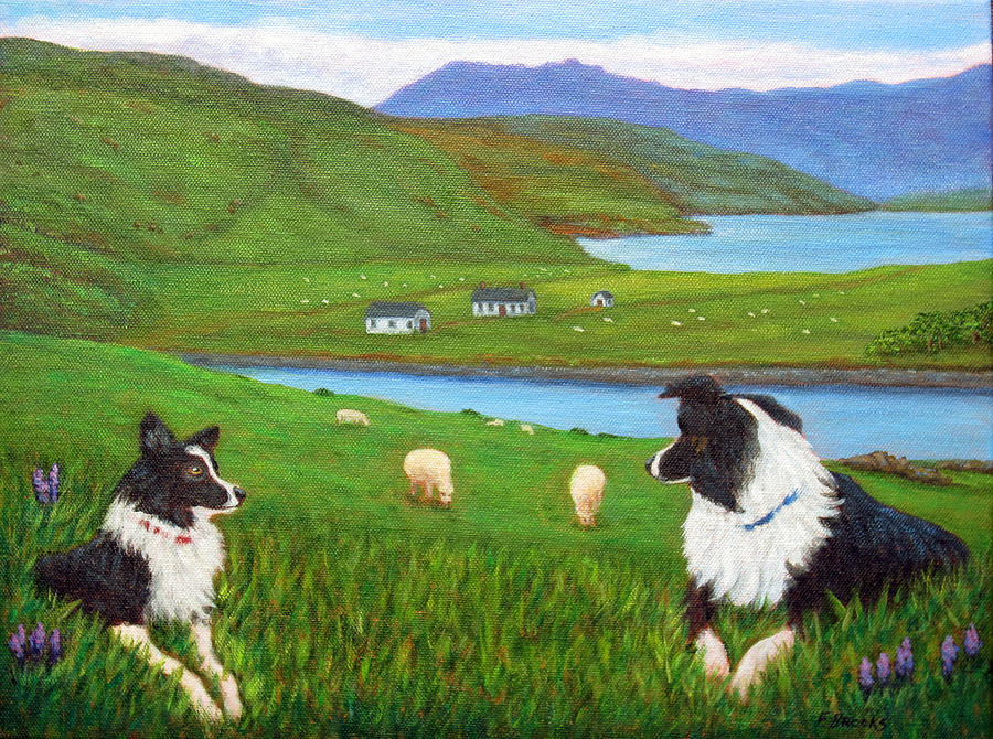 Skye Watch by Fran Brooks