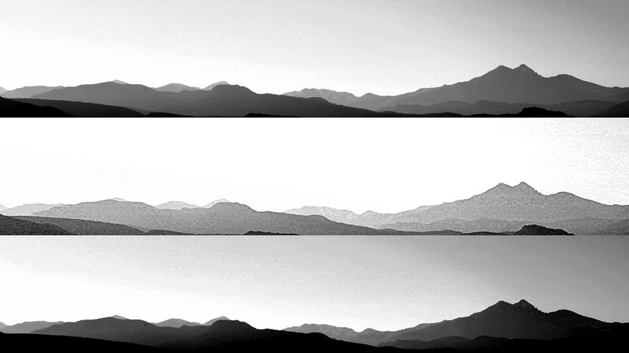 Augustina Photograph - Skyline II by Augustina Trejo