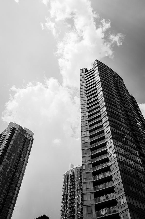 Building Photograph - Skyscraper by BandC  Photography
