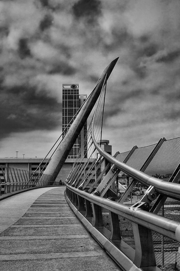 Skywalk Photograph - Skywalk by Hugh Smith