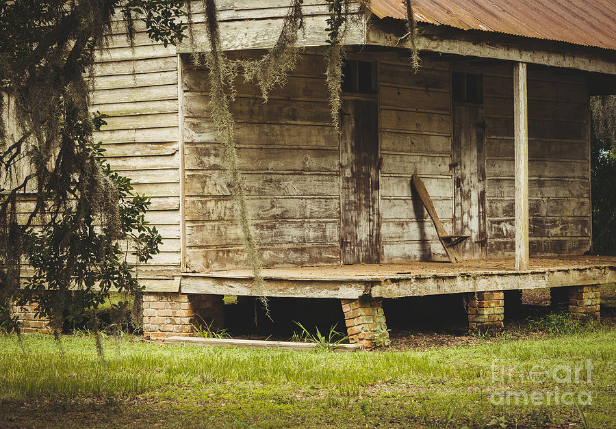 Slave Cabin IIi Photograph
