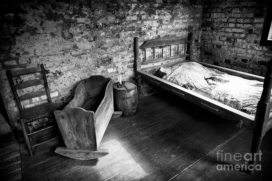 Living Photograph - Slave Living by John Rizzuto