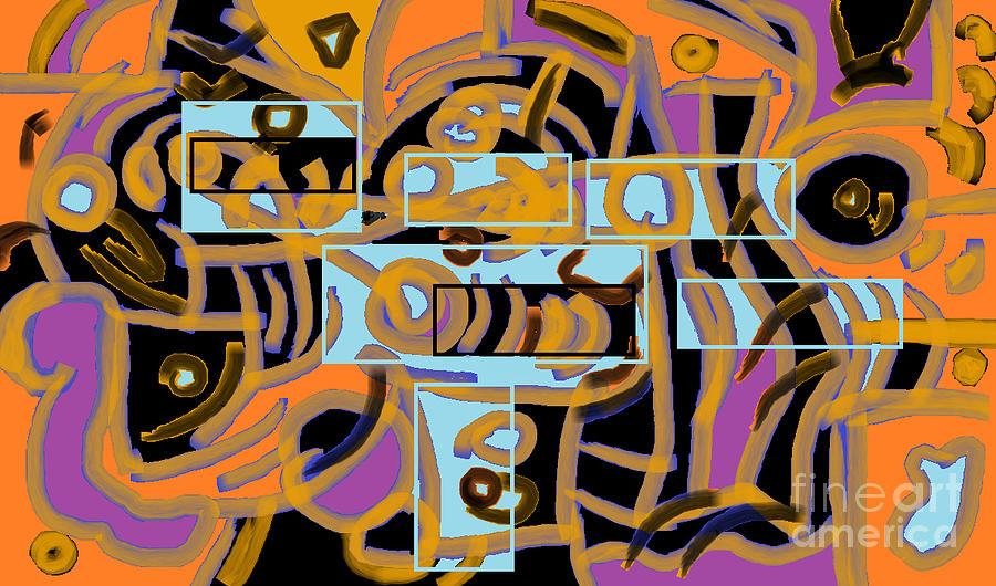 Microscopic View Digital Art - Slides by Beebe  Barksdale-Bruner