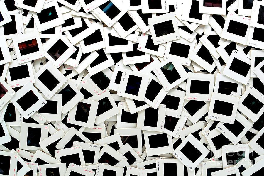 Slides Photograph - Slides by Olivier Le Queinec