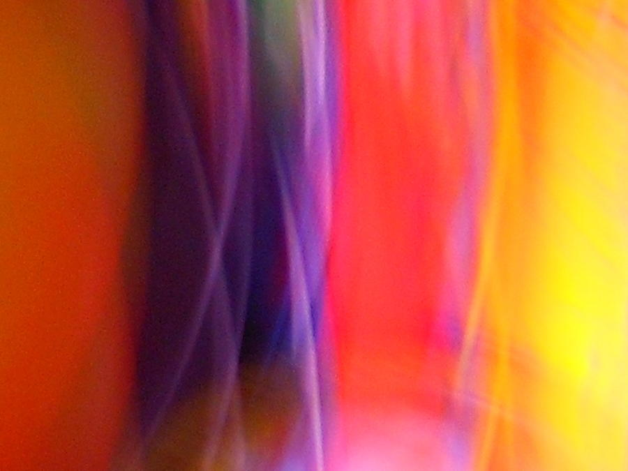 Abstract Photograph - Slightly Sedated by James Welch