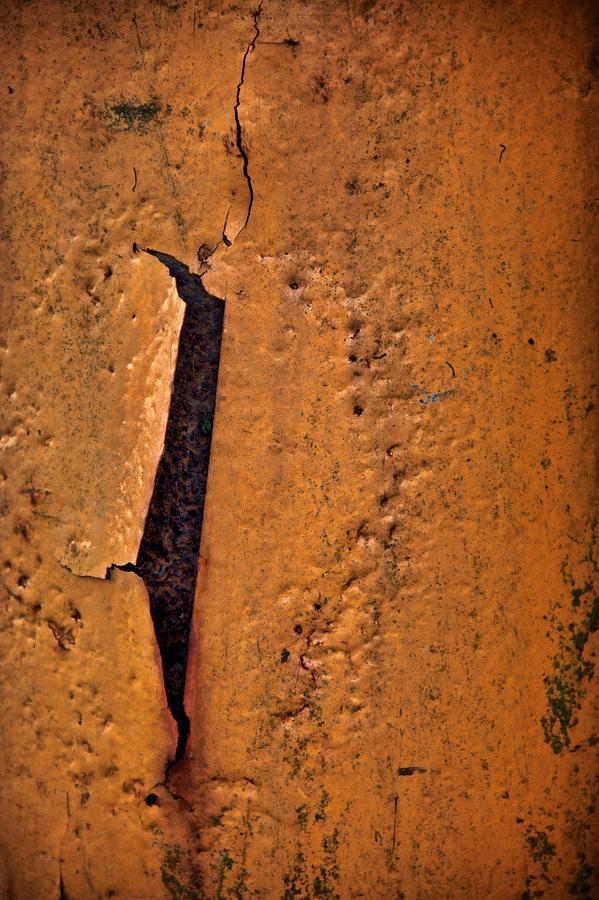 Slit Photograph - Slit by Odd Jeppesen