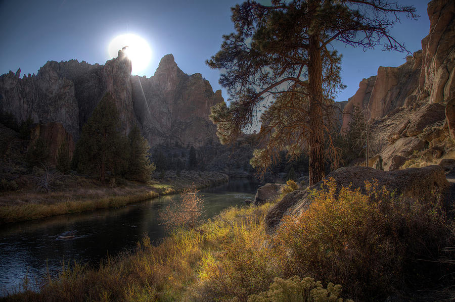 Smith Rock, Oregon Photograph by Image By Nonac digi For The Green Man