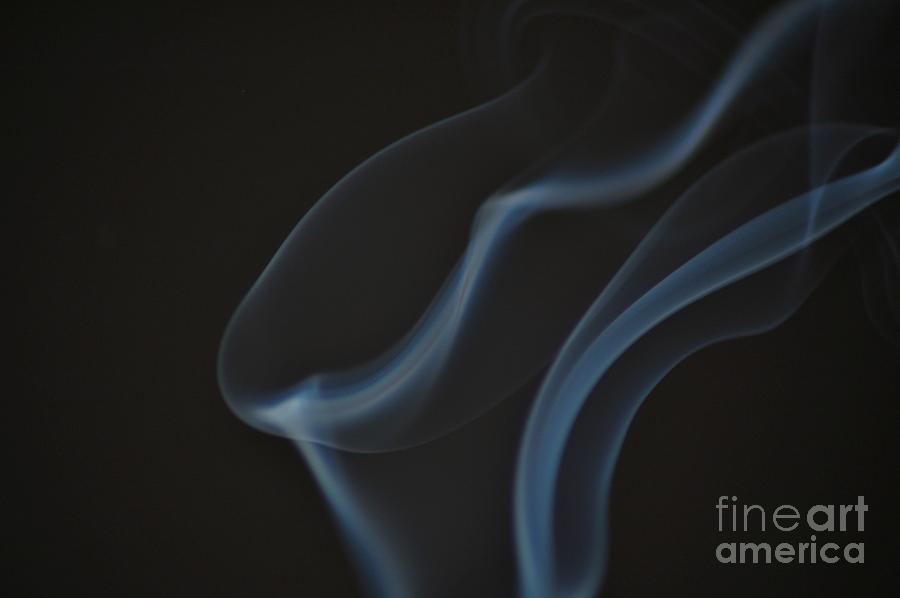 Surreal Photograph - Smoke 1 by Patrick Shupert