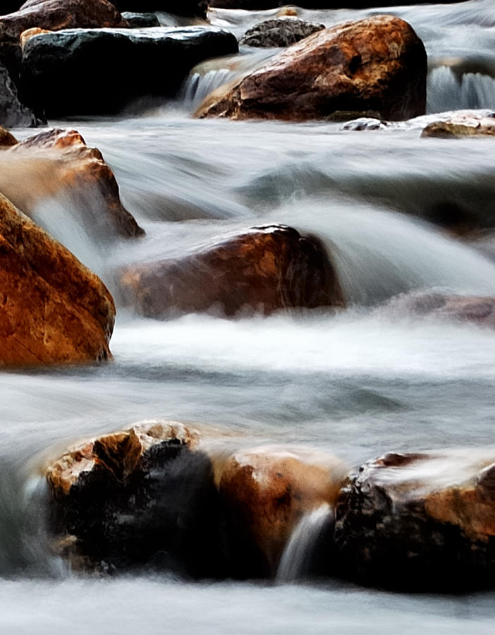 Waters Photograph - Smoke On The Water by Steven Milner