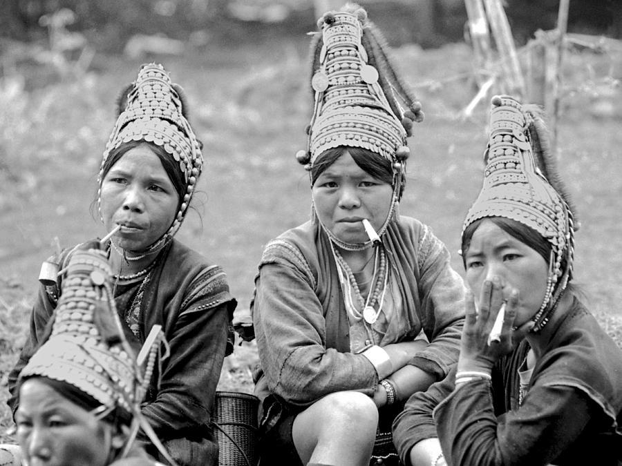 Smokin Thai Ladies by Neil Pankler