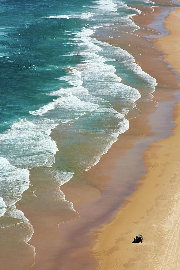 Beach Photograph - Smoky Cape by Robert Oates
