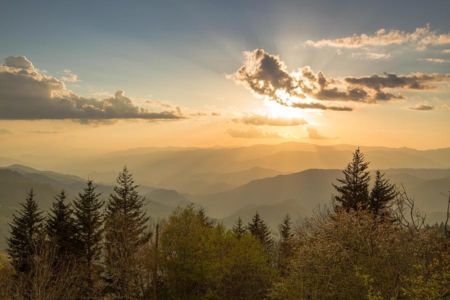 Smoky Mountain Splendor Photograph
