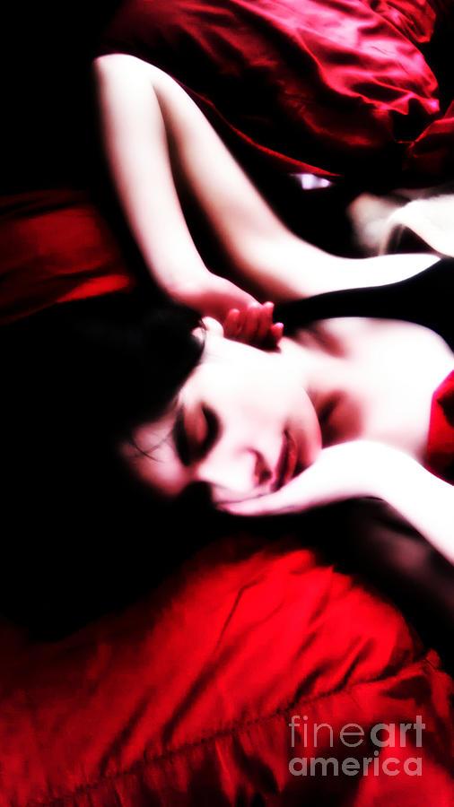 Sexy Photograph - Smooth by Jose Benavides