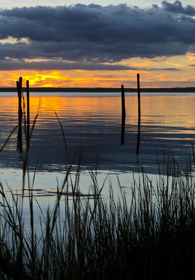Smooth Sunset by Jennifer Stockman
